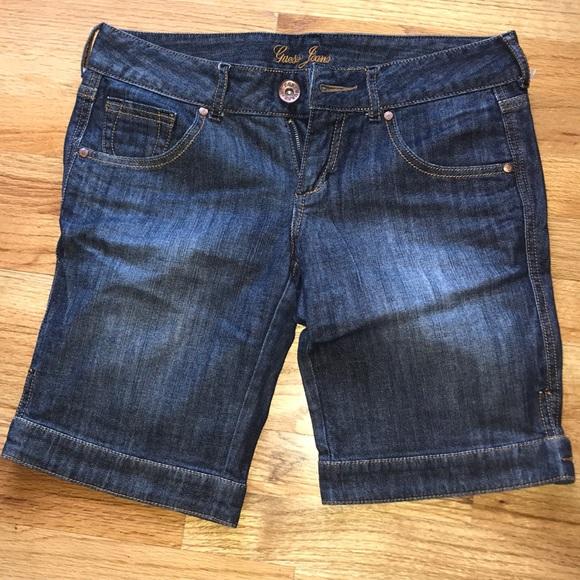 Guess Denim - Guess Jeans short
